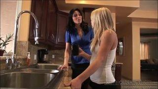 Alyssa Branch and Zoey Holloway Lesbian Adventure