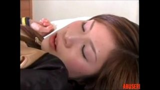Asian Mistress Use Lesbian Slave Censored