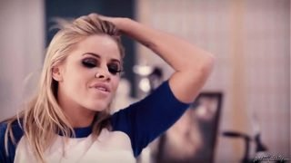 Daddy watches her innocent daughter go lesbian – Jessa Rhodes and Piper Perri