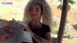 Greek Agent Evelina Chivu