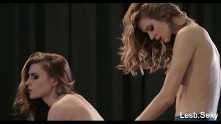 Strapless Strapon Feeldoe Sex from Xvideos tv