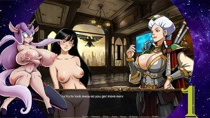 Warhammer 40k Inquisitor Trainer Uncensored Part 1 Rubbing down our boss